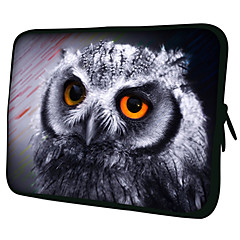 "Owl Mønster 7 ""/ 10"" / 13 ""Laptop Sleeve Case for MacBook Air Pro / Ipad Mini / Galaxy Tab2/Sony/Google Nexus 18179"