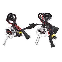 Xenon 9005 HID Lamp Bulbs for Car Headlight (12V-55W, 2-Piece)