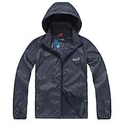 EAMKEVC Unisex Ultraviolet Resistant Jacket Windproof Breathable Waterproof