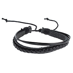 Z&X® Men's Cool Style Braided Bracelet Jewelry Christmas Gifts