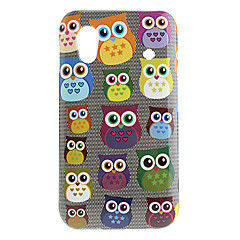 Pöllö Pattern Hard Case for Samsung Galaxy Ace S5830