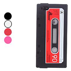 Mert iPhone 5 tok Ütésálló Case Hátlap Case 3D rajz Puha Szilikon iPhone SE/5s/5