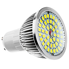 6W GU10 Spot LED MR16 48 610 lm Blanc Chaud Blanc Froid Blanc Naturel AC 100-240 V