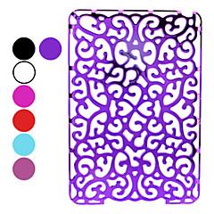 bloem patroon beschermhoes voor de iPad mini 3, ipad mini 2, ipad mini (verschillende kleuren)