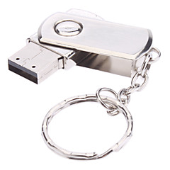 16gb drehen Metallmaterial Mini-USB-Flash-Stick