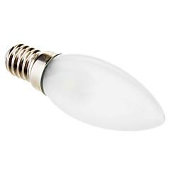 0.5W E14 Ampoules Bougies LED C35 3 SMD 5050 45 lm Blanc Froid Décorative AC 100-240 V