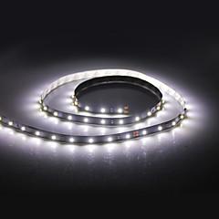 100cm 2w 60x3528smd luz LED blanco Lámpara tira un coche (12v dc)