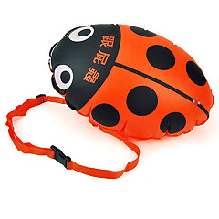 Ladybird Pattern Double Air Bags Lifesaving Ball(L,Random Colors)
