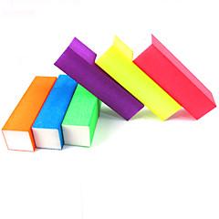 1PCS Luminous Candy Color Buffer Block (Random Color)