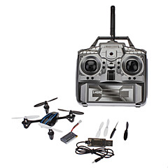 JD-385 2.4Ghz 4 Channel Remote Control Quadcopter (Blue, White)