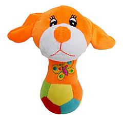 애완 동물 개를위한 공 견면 벨벳 장난감 귀여운 개 서 (분류 된 색깔)
