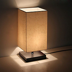 Modern Minimalist Solid Wood Table Lamp Bedside Lamp Desk Lamp