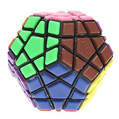 DIY Megaminx Casse-tête Magic Toy Cube (Black Base)