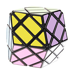 DIY Megaminx Casse-tête Magic Cube Puzzle Toy (Black Base)