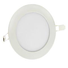 9W 45x2835SMD 540LM 3000K blanco cálido bombilla de techo del LED (100-240V)