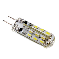 2W G4 LED Corn Lights T 24 SMD 3014 1500 lm Warm White / Cool White DC 12 V