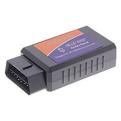 Werkt op Android Koppel ELM327 Bluetooth V1.5 Interface OBD2/OBDII Auto Auto Diagnose Scanner