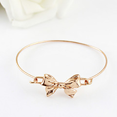 Korea Style Bowknot Bangle Bracelets