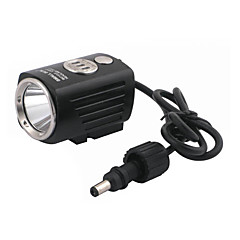Small Sun 3-Mode CREE XML-T6 Bicycle Light/headlamps (1000LM, 4x18650, Black)