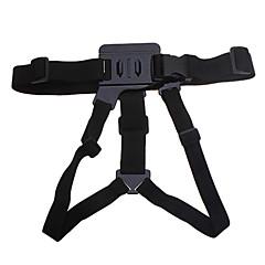 Elastische Brustgurt Berg Gürtel Kamera Mount Adapter Kit für GoPro HD Hero 1 2 3