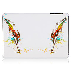 Vintage Feather Pen Plastic Back Case for iPad mini 3, iPad mini 2, iPad mini