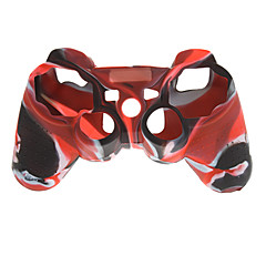Silicone Skin Case for PS3 Controller