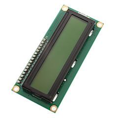 LCD seriale 1602 display del modulo IIC / I2C (per arduino) (funziona con ufficiale (per Arduino) schede)