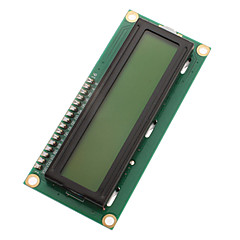 IIC / i2c sériový LCD displej 1602 modul pro (pro Arduino) (pracuje s oficiální (pro Arduino) desky)