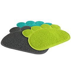 Letti Animali domestici Materassini & Lettini Ompermeabile Verde / Blu / Grigio Plastica