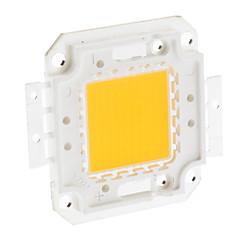 DIY 100W 7900-8000lm 3000mA 3000-3500K Warm Wit Licht Geïntegreerde LED-module (32-36V)