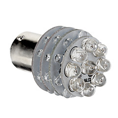 1157 3W 36-LED 100-120LM 6000K Cool White Light LED Bulb for Car (12V,2pcs)