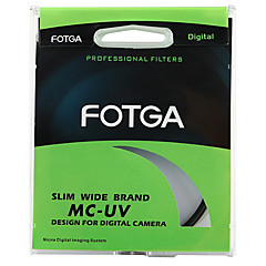Fotga 43mm Ultra Slim Pro2 Mc Multi-Coated Filtre UV Ultra-Violet protecteur d'objectif