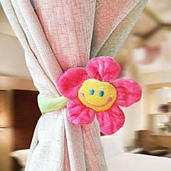 Lovely Smilling Lush Curtain Bandage(Random Color)