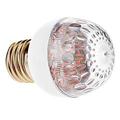 Lampadine globo 18 SMD 3528 E26/E27 1 W 50 LM Viola AC 220-240 V