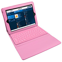 아이패드 2/3/4용 유니버셜 태블릿 PC 보호 케이스 블루투스 키보드