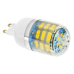 10W G9 LED-kolbepærer T 46 SMD 2835 760 lm Kold hvid V