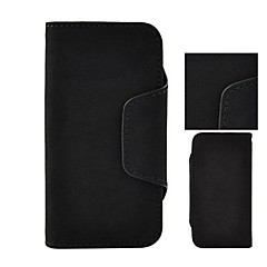 Angibabe Detachable PU Leather Case Cover with Card Slot for iPhone 5 / 5s