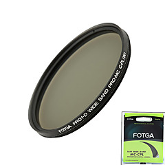 Fotga Pro1-D 58mm Ultra Slim Mc Multi-Coated Cpl cirkulære polarisationsfilter Lens Filter