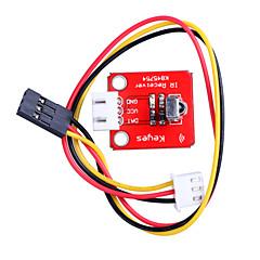 Infračervený přijímač modul Board dálkového IR Sensor Red