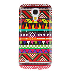 Cartoon Graphic Pattern Suojaava Kova Takakansi Case for Samsung Galaxy S4 Mini I9190