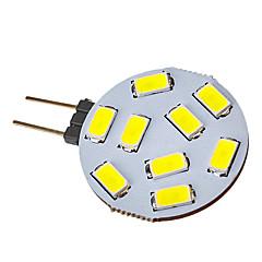 G4 3W 9 SMD 5730 120-150 LM Cool White LED Spotlight V