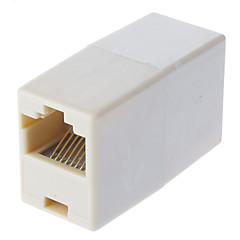 RJ45 8 broches femelle à femelle câble d'extension coupleur