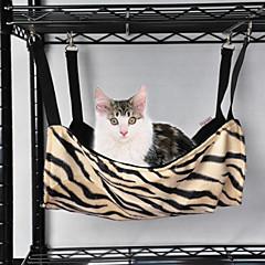 zebra alla moda o un letto modello del leopardo per gli animali domestici i cani (colori assortiti)
