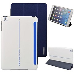 Angibabe 2-Folding Protective PU Leather Case Cover with Stand and Wake up Auto Sleep for Retina iPad Mini 2