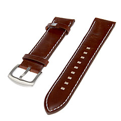 Men's PU Leather Watch Band (Brown) Cool Watch Unique Watch Fashion Watch