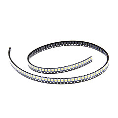 DIY 3528SMD 1000-2500MCD 3000-3500K luz branca quente LED Chip (2.8-3.6V/100pcs)