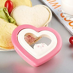 Classic Love Heart Shaped Sandwich & Toast Mold