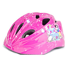 MOON Cycling Pink pc / EPS 21 Vents Teenager Skate / cykelhjelm