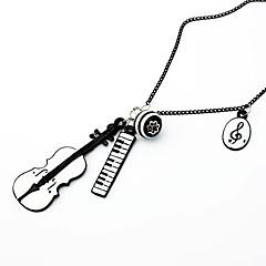 Violin Music hängande halsband
