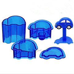 Cartoon Car Rice Roll Mould